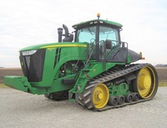 Tractor - Track For Sale 2012 John Deere 9560RT , 560 HP