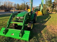 Tractor - Compact Utility For Sale 2017 John Deere 4066M , 66 HP
