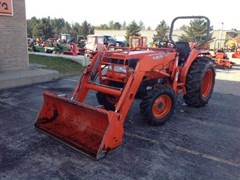 Tractor For Sale 1995 Kubota L3600GST , 38 HP