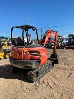 Mining Excavator For Sale:  Kubota KX040-4