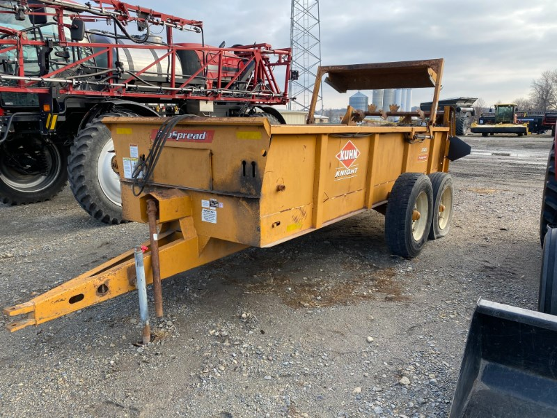 Kuhn Knight Prospread 1140 Manure Spreader-Dry For Sale