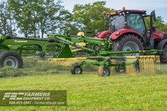 Hay Rake-Rotary For Sale 2021 Krone SWTC1370