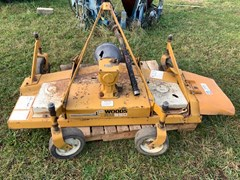 Finishing Mower For Sale Woods RM550