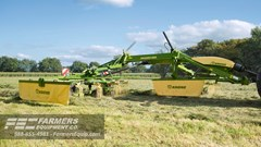 Hay Rake-Rotary For Sale 2020 Krone SWTS620