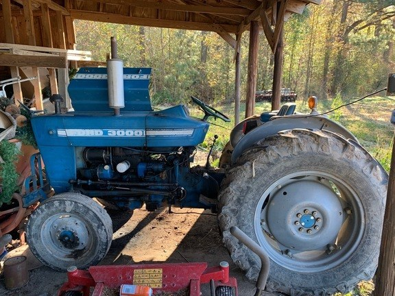 1973 Ford 3000 Tractor - Utility For Sale