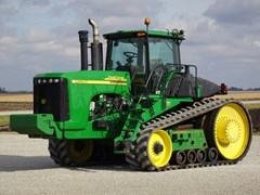 Tractor - Track For Sale 2006 John Deere 9620T , 500 HP