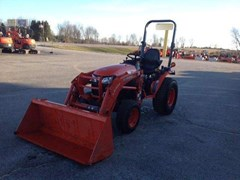 Tractor For Sale 2017 Kubota B2301HSD , 22 HP
