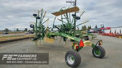 Hay Rake-Rotary For Sale 2021 Krone SWTS740
