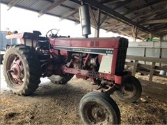 Tractor For Sale 1976 International 686 , 73 HP