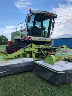 Windrower-Self Propelled For Sale CLAAS 8700