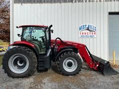 Tractor For Sale 2019 Case IH Maxxum 115 , 116 HP