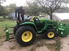 Tractor - Compact Utility For Sale 2019 John Deere 3038E