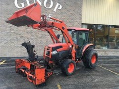 Tractor For Sale 2010 Kubota L5740HSTC , 57 HP