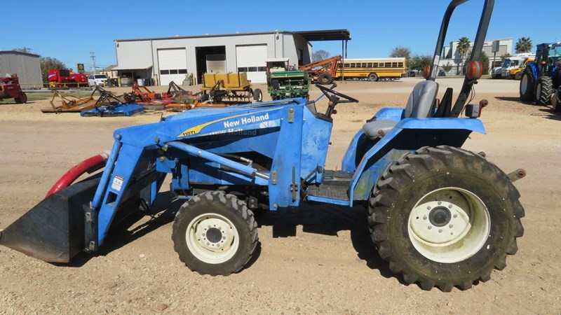New Holland T1520 Tractor For Sale