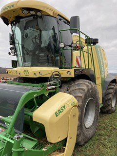 Forage Harvester-Self Propelled For Sale 2017 Krone x700