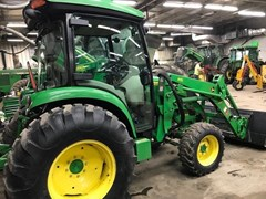 Tractor - Compact Utility For Sale 2016 John Deere 4066R , 66 HP