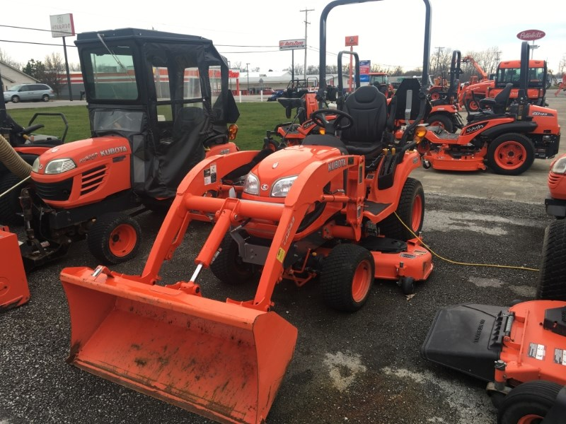 2013 Kubota BX2670TV60 Misc. Grounds Care For Sale