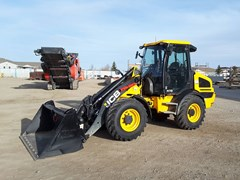 Loader For Sale 2015 JCB 409