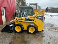Skid Steer For Sale 2015 Gehl R165 , 69 HP