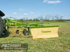 Hay Rake-Rotary For Sale 2021 Krone SW42T