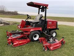 Rotary Cutter For Sale Toro GROUNDSMASTER 4000D , 60 HP