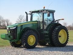 Tractor - Row Crop For Sale 2011 John Deere 8235R , 235 HP