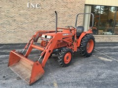 Tractor For Sale Kubota L2650DT , 26 HP