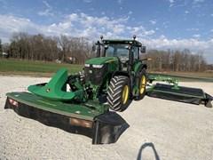 Tractor - Row Crop For Sale 2017 John Deere 7270R , 270 HP