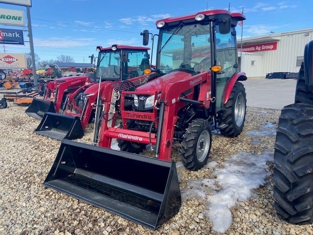 2021 Mahindra 2638 Tractor - Compact Utility For Sale