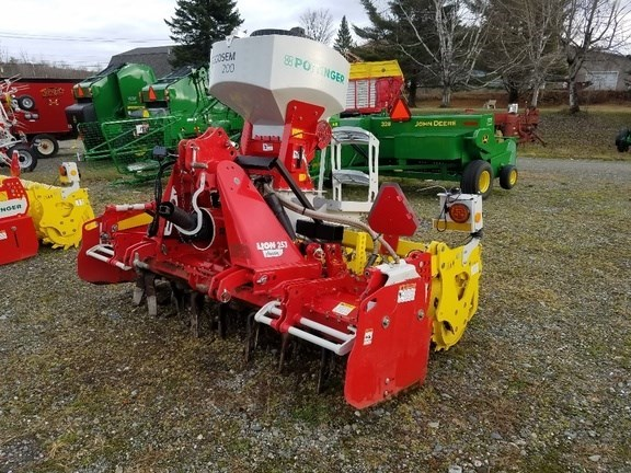 2019 Pottinger LION 253 POWER HARROW Disk Harrow For Sale