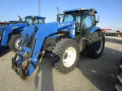 Tractor For Sale 2007 New Holland T6070 , 140 HP