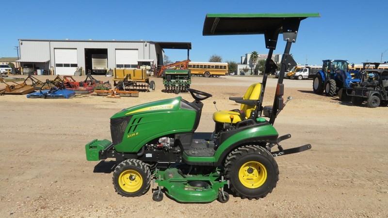 John Deere 1025R Tractor For Sale