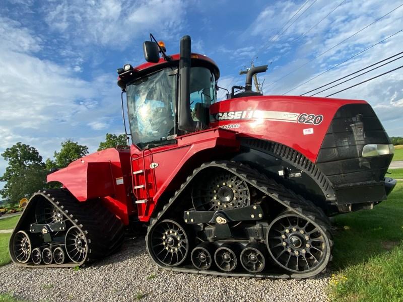 2015 Case IH Steiger 620Q Tractor - 4WD For Sale
