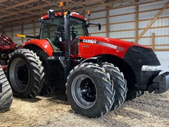 Tractor - Row Crop For Sale 2014 Case IH Magnum 370 CVT , 370 HP