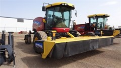 Windrower-Self Propelled For Sale 2017 New Holland SPEEDROWER 260 , 250 HP
