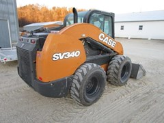 Skid Steer For Sale 2019 Case SV340