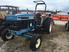 Tractor For Sale Ford 5640 SLE