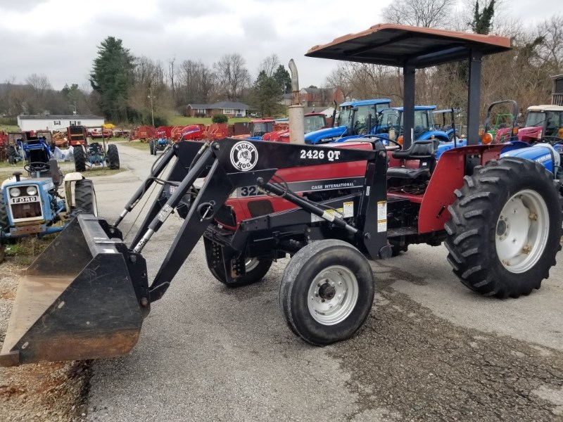 1996 Case IH 3220 R2L Tractor For Sale