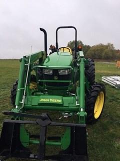 Tractor - Utility For Sale 2019 John Deere 5075E , 75 HP