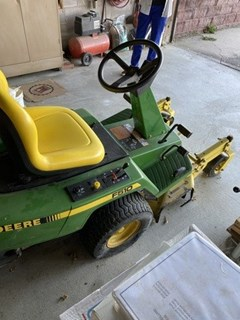 Commercial Front Mowers For Sale 1997 John Deere F510