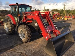 Tractor For Sale 2015 Case IH FARMALL 110C , 107 HP