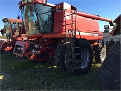 Combine For Sale 2007 Case IH 2588 , 305 HP