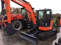 Excavator-Mini For Sale 2015 Kubota U55-4