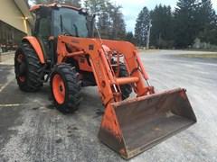 Tractor For Sale 2013 Kubota M8560HDC , 85 HP