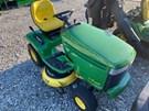 Riding Mower For Sale:  2003 John Deere LX266