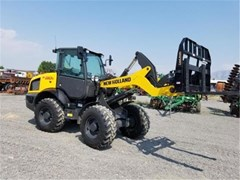 Skid Steer-Mini For Sale 2020 New Holland W80C