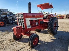 Tractor For Sale 1975 International 766 , 88 HP