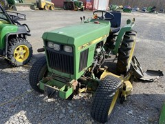 Tractor - Compact Utility For Sale 1982 John Deere 750 , 20 HP