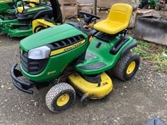 Lawn Mower For Sale 2013 John Deere D130