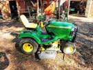 Riding Mower For Sale:  2006 John Deere X720 , 25 HP